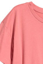 T-shirt ampia - Corallo - DONNA | H&M IT 3