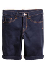 Shorts in twill - Blu scuro - BAMBINO | H&M IT 2