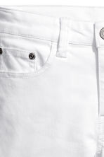 Twill shorts - White - Kids | H&M CN 3