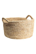 Storage basket - Natural - Home All | H&M GB 2