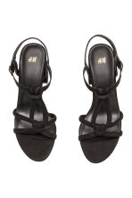 Sandals - Black - Ladies | H&M 3