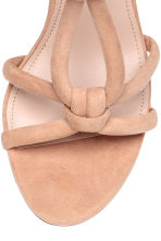 Sandals - Powder - Ladies | H&M 4