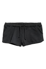 Short jersey shorts - Black - Ladies | H&M 2