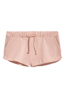 Shorts corti in jersey