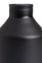 Glass vase - Black/Tall - Home All | H&M CN 2