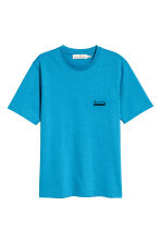 T-shirt - Bright blue - Men | H&M CN 2