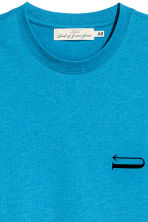 T-shirt - Blu acceso - UOMO | H&M IT 4