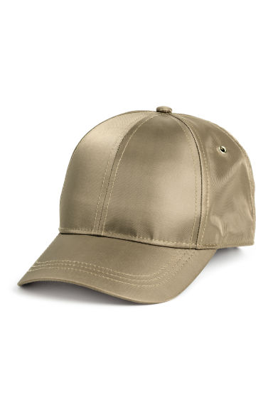 Cap - Khaki - Ladies | H&M 1