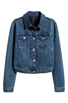 Superstretch denim jacket