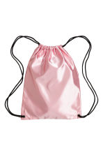 Satin backpack - Pink - Ladies | H&M CN 1