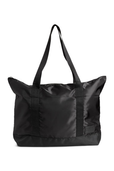 Shopper grande - Nero - DONNA | H&M IT 1