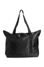 Large shopper - Black - Ladies | H&M CN 1