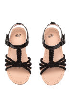 Sandals - Black - Kids | H&M CN 2