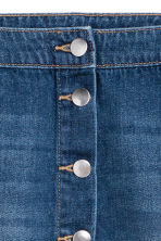 Gonna svasata - Blu denim - DONNA | H&M IT 3