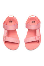 Sandals - Pink -  | H&M 2