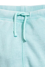 Biker joggers - Turquoise washed out - Kids | H&M 2