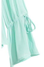 V-neck blouse - Mint green - Ladies | H&M 3