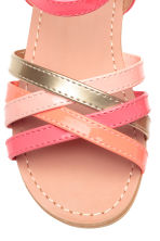 Sandals - Coral pink - Kids | H&M 4