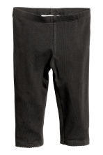 Leggings a tre quarti - Nero - BAMBINO | H&M IT 2