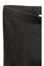 3/4-length leggings - Black - Kids | H&M 3