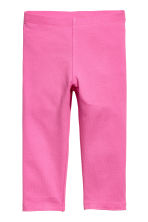 3/4-length leggings - Cerise - Kids | H&M CN 2