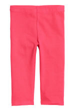 3/4-length leggings - Raspberry pink - Kids | H&M 2