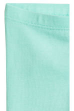 3/4-length leggings - Mint -  | H&M 3