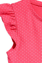 Jersey dress - Raspberry pink - Kids | H&M 3