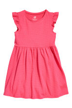 Jersey dress - Raspberry pink - Kids | H&M 2
