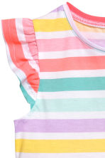 Jersey dress - Multistriped - Kids | H&M CN 3