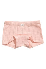 3-pack boxer briefs - White/Spotted - Kids | H&M CN 2