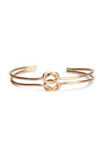 Bangle - Gold - Ladies | H&M CN 1