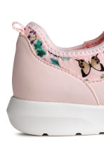 Scuba trainers - Light pink/Patterned - Kids | H&M 4