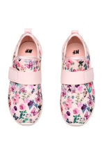 Scuba trainers - Light pink/Patterned -  | H&M 2