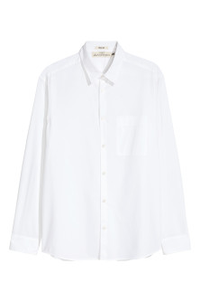 Pima cotton shirt