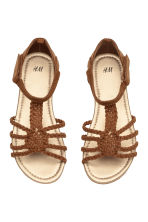 Sandals - Light brown -  | H&M 1