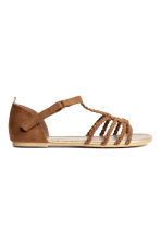 Sandals - Light brown -  | H&M 2