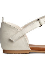 Sandals - Light beige -  | H&M 3