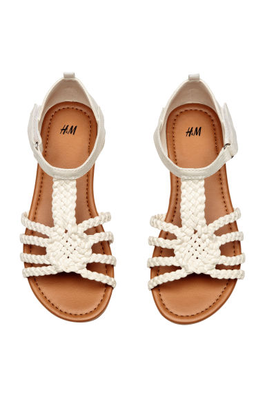 Sandals - Light beige -  | H&M 1