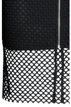 Mesh skirt - Black - Ladies | H&M 3