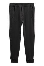 Joggers in acetato - Nero - UOMO | H&M IT 2