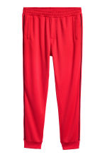 Joggers - Red - Men | H&M 2