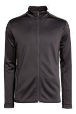 Running jacket - Black - Men | H&M CA 5