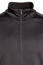 Running jacket - Black - Men | H&M CA 7