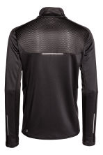 Running jacket - Black - Men | H&M CA 4