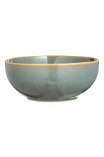 Stoneware salad bowl - Dusky green - Home All | H&M CN 2