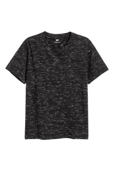 Rundhalsad t-shirt Regular fit