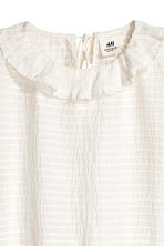 Cotton dress - White - Ladies | H&M CN 2