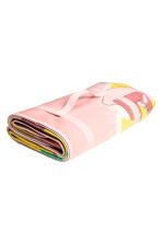 Picnic blanket - Light pink/Flamingo - Home All | H&M CN 2