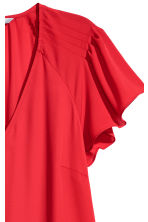 V-neck blouse - Red - Ladies | H&M 3